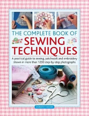 Cover of The Complete Book of Sewing Techniques
