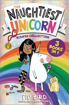 Cover of The Naughtiest Unicorn Bumper Collection