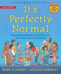 Cover of It's Perfectly Normal: Changing Bodies, Growing Up, Sex, and Sexual Health