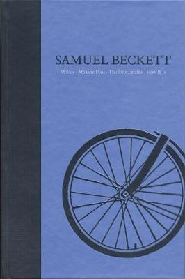 Cover of SAMUEL BECKET NOVELS GROVE EDITION