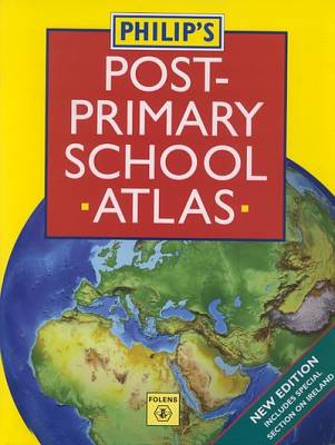 Cover of Old Edition Philip's Post-Primary Atlas