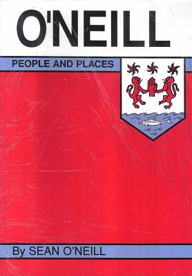 Cover of O'Neill: People and Places - Sean O'Neill - 9780946538041