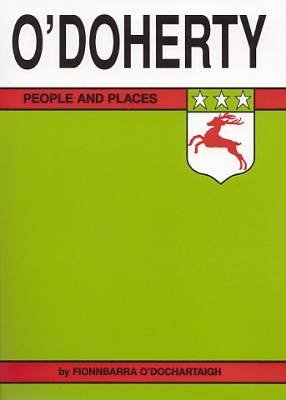 Cover of O'Doherty: People and Places - Fionnbarra O'Dochertaigh - 9780946538140