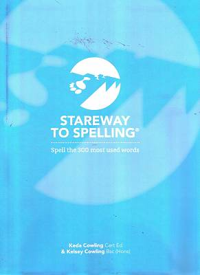 Cover of Stareway to Spelling