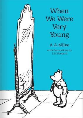 Cover of When We Were Very Young
