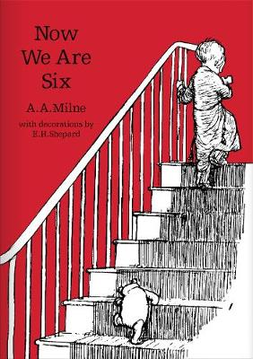 Cover of Now We are Six