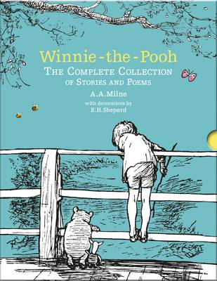 Cover of Winnie-the-Pooh Complete Collection of Stories and Poems