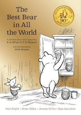 Cover of Winnie-the-Pooh: The Best Bear in All the World