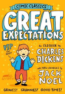 Cover of Comic Classics: Great Expectations - Jack Noel - 9781405294041