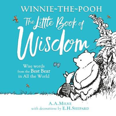 Cover of Winnie-the-Pooh's Little Book Of Wisdom