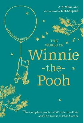 Cover of Winnie-the-Pooh: The World of Winnie-the-Pooh