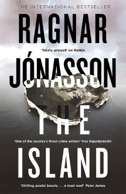 Cover of Island, the - Ragnar Jonasson - 9781405930826