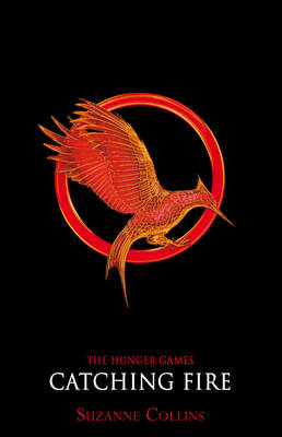 Cover of Hunger Games 2 Catching Fire - classic edition