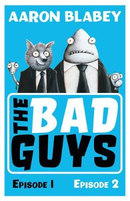 Cover of The Bad Guys (bind-up 1-2)