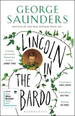Cover of Lincoln in the Bardo - George Saunders - 9781408871775