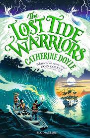 Cover of The Lost Tide Warriors