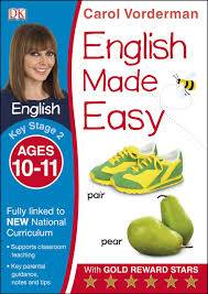 Cover of English Made Easy Ages 10-11 Key Stage 2