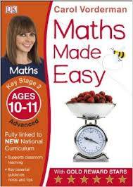 Cover of Maths Made Easy Ages 10-11 Key Stage 2 Advanced: Ages 10-11, Key Stage 2 advance