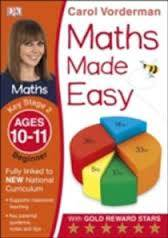 Cover of Maths Made Easy Ages 10-11 Key Stage 2 Beginner: Ages 10-11, Key Stage 2 beginne
