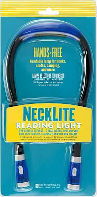 Cover of Necklite Reading Light