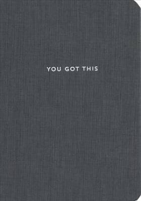 Cover of Small Journal You Got This - Peter Pauper Press - 9781441332981