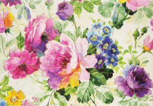 Cover of Peony Garden Note Cards