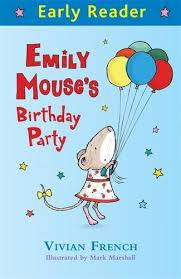 Cover of Emily Mouse's Birthday Party