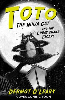 Cover of Toto the Ninja Cat and the Great Snake Escape