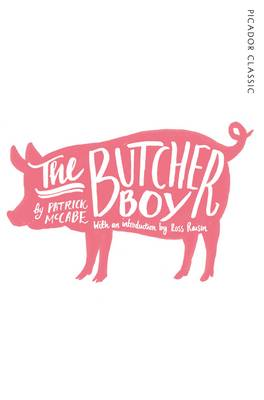 Cover of The Butcher Boy - Patrick McCabe - 9781447275169