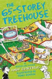 Cover of The 65-Storey Treehouse