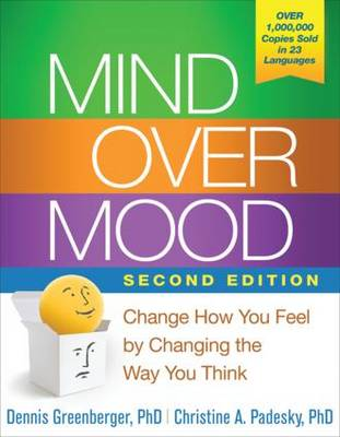 Cover of Mind Over Mood