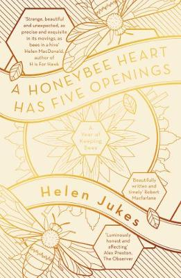 Cover of A Honeybee Heart Has Five Openings