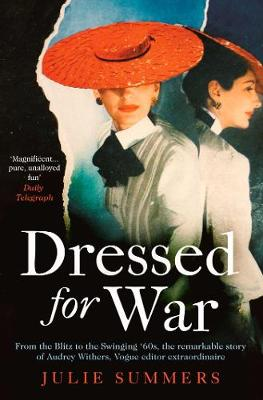 Cover of Dressed For War: The Story of Audrey Withers