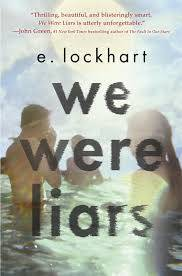 Cover of We Were Liars - E Lockhart - 9781471403989