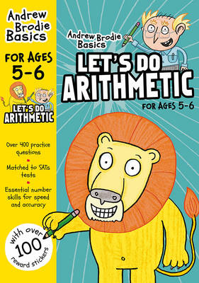 Cover of Let's do Arithmetic 5-6