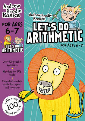 Cover of Let's do Arithmetic 6-7