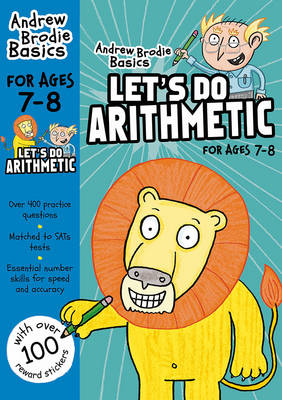 Cover of Let's do Arithmetic 7-8