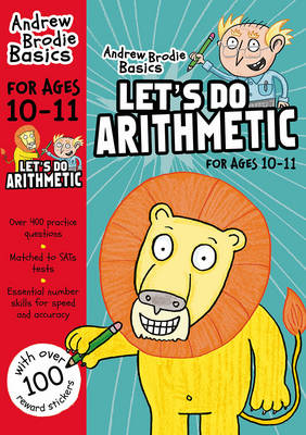 Cover of Let's do Arithmetic 10-11