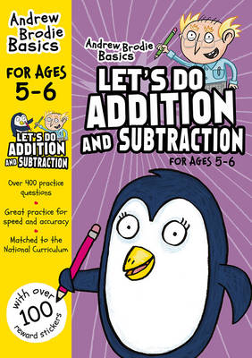 Cover of Let's Do Addition and Subtraction 5-6