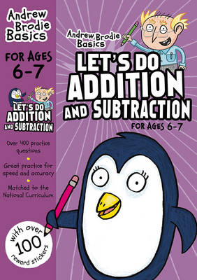 Cover of Let's Do Addition and Subtraction 6-7