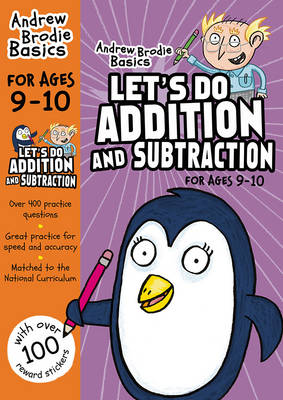 Cover of Let's Do Addition and Subtraction 9-10