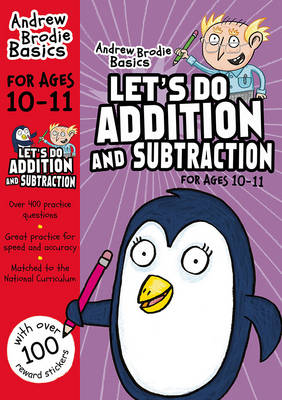 Cover of Let's Do Addition and Subtraction 10-11