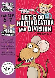 Cover of Let's Do Multiplication and Division 6-7