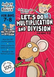 Cover of Let's Do Multiplication and Division 7-8