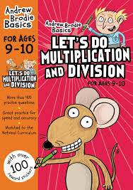 Cover of Let's Do Multiplication And Division 9-10