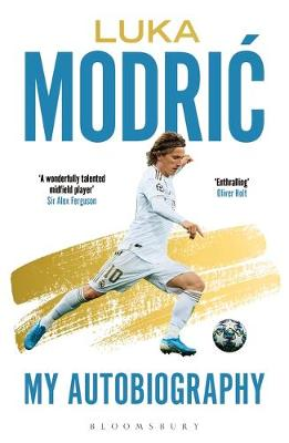 Cover of Luka Modric: Official Autobiography