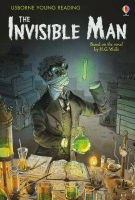 Cover of The Invisible Man - Alex Frith - 9781474937986