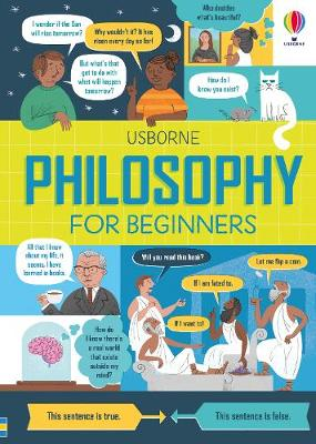 Cover of Philosophy for Beginners - Minna Lacey - 9781474950886