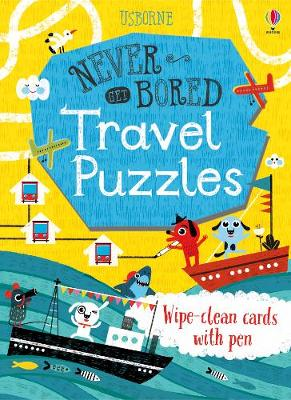 Cover of Travel Puzzles - Lucy Bowman - 9781474952811