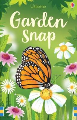 Cover of Garden Snap - Lucy Bowman - 9781474956796